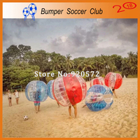 Free shipping! 0.8mm PVC Human Size Ball Inflatable Durable Body Zorbing Bubble Ball Zorb Ball Inflatable For Sale