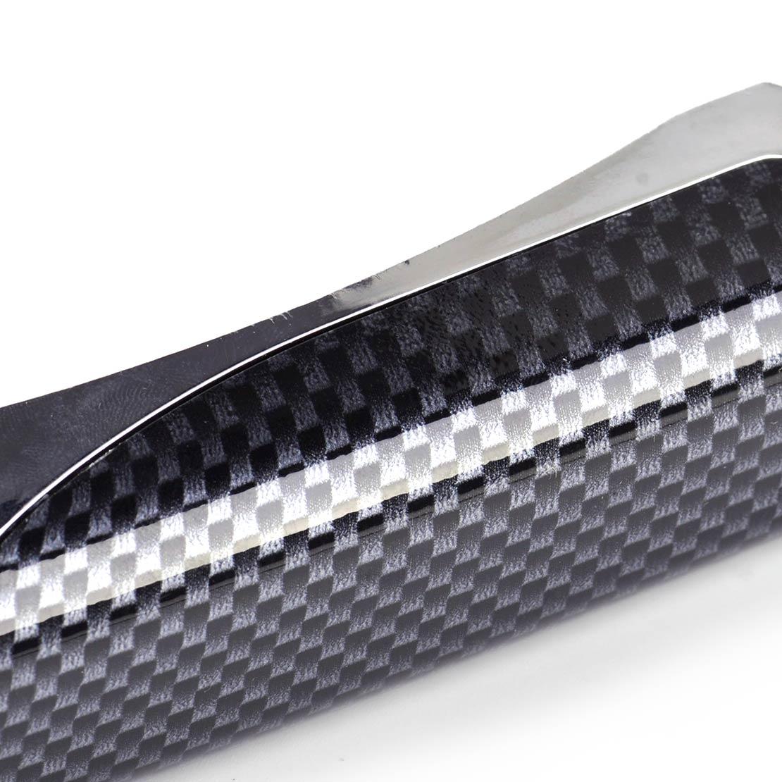 1X Nouvelle Voiture Fibre de carbone style Frein à Main Protection Poignée Couvercle Décor Accessoire