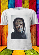 Sad Ugly Clown Circus Anonymous T-shirt Vest  Top Men Women Unisex 1331 New T Shirts Funny Tops freeshipping