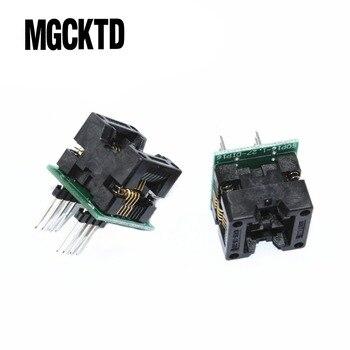SOP8 to DIP8 SOP8 turn DIP8 SOIC8 to DIP8 IC socket Programmer