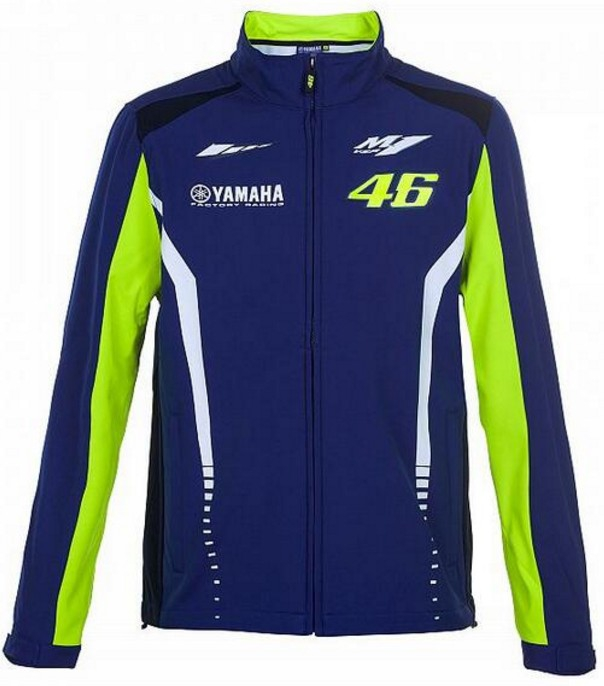 2017 new hot sale men's fashion Valentino Rossi motorcycle 100% polyester casual fit Yamaha jacket MOTO GP VR46 popular jacket