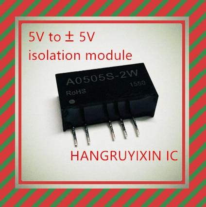 IC NEW 5PCS A0505S-2W A0505S 2W SIP-5 IC