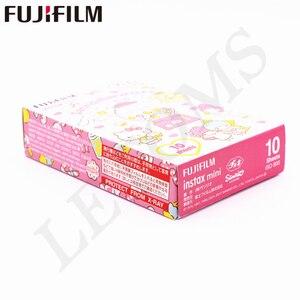 Image 4 - Новинка, фотопленка Fujifilm 20 листов Instax Mini Gudetama + +, персонажи Sanrio, фотобумага для Instax Mini 8 7s 9 25 50s 90 SP 1 2 камеры