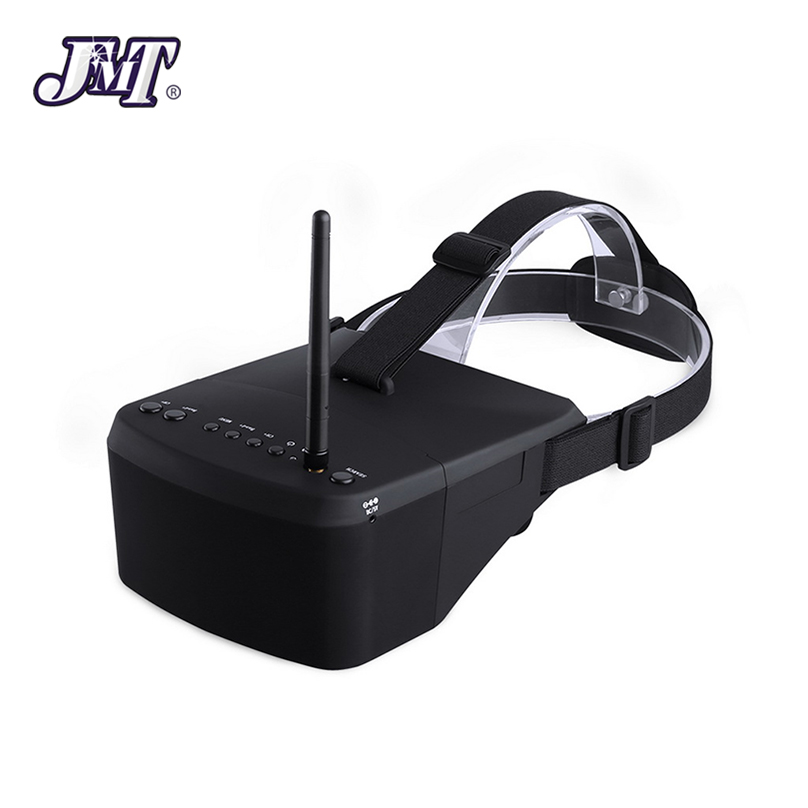 JMT EV800 5 Inches 800x480 FPV Goggles Detachable Wearing Glasses 5.8G 40CH Raceband For FPV Racer Quadcopter Drone
