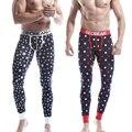 Men's Winter Long John To Keep Warm Male Trousers Ruashguard Home Underpants Man's Sexy Pants Male Pants Pantalon Homme