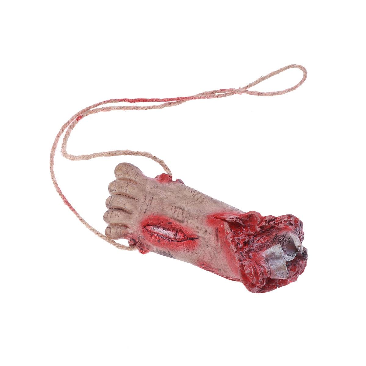 1 Pcs Terror Prop Scary Horrific Human Parts Prop Body