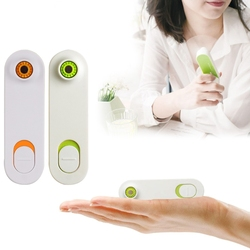 Home use USB Cooler Cooling Rechargeable Handheld Mini Air Conditioner Fan Portable