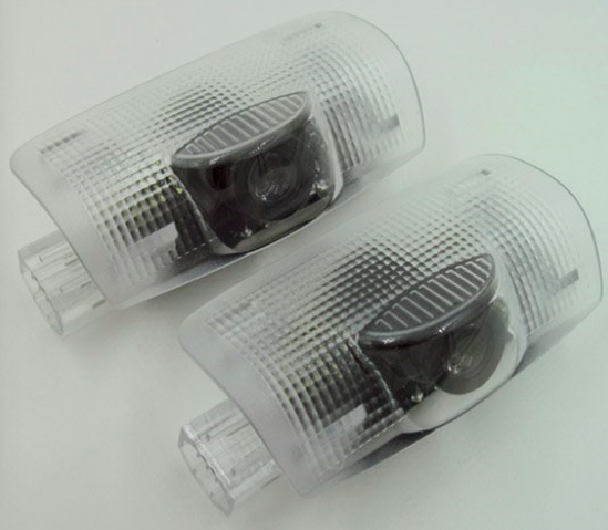 Special For Subaru 2pcs/set Led Car Courtesy Lamp Car Door Logo Projector Welcome Laser Light For SUBARU BRZ All Years