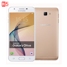 "Samsung galaxy on5 g5520 2016 setzte handy dual sim 4g lte 5,0 ""13mp quad core 1280×720 android 6.0"