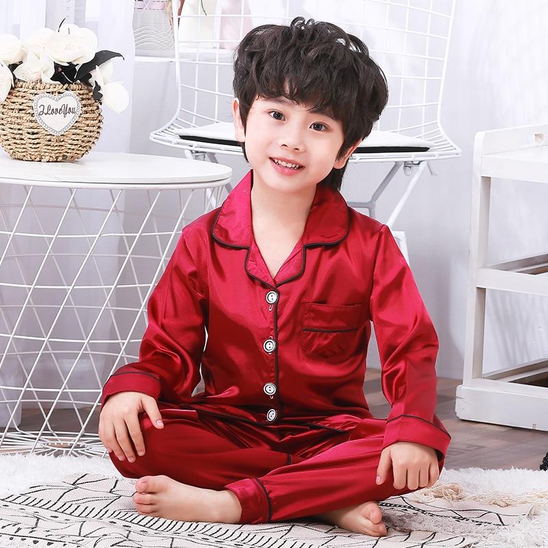 Boys Striped Pyjama Set With Shorts Pajama Bed Clothes Nightwear Size 5-13 UK