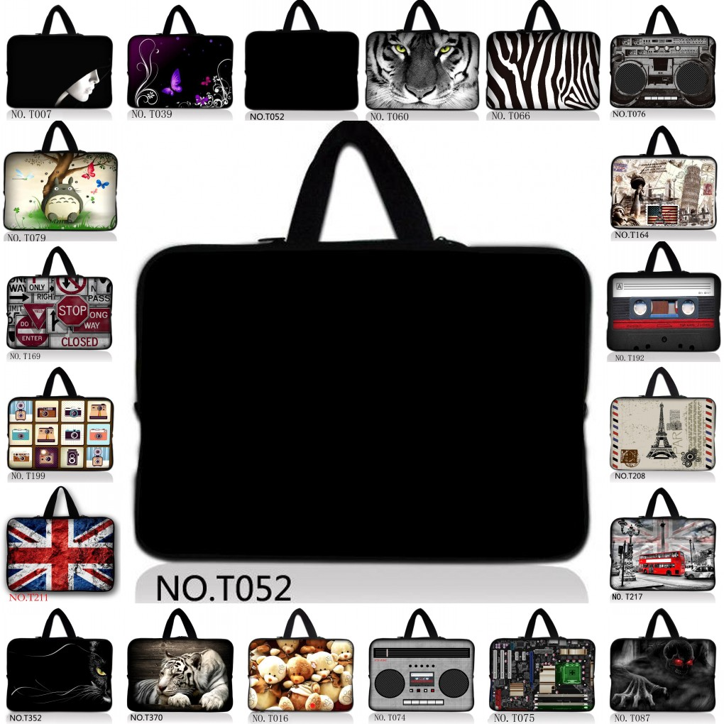 13 Inch Neoprene Laptop Bag for Macbook 11 12 13 Case Soft Sleeve For Macbook Pro 15 Retina Laptop Sleeve Men's Computer Bag 14 gearmax 13 inch laptop messenger bag for macbook 13 15 computer laptop bags for dell 14 free keyboard cover for macbook 13 15