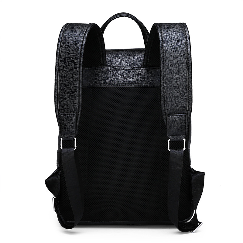 New Korean fashion men 39 s shoulder retro recreational Computer Backpack Travel trends bag in Backpacks from Luggage amp Bags