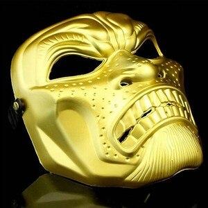 Knight War Halloween Masquerad