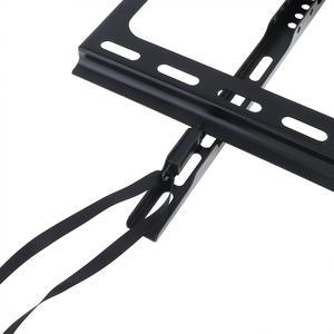 Image 4 - 범용 45KG 1.5mm 콜드 라이징 보드 TV 벽 마운트 브래킷 플랫 패널 TV 프레임 26   60 인치 LCD LED 모니터 플랫 팬