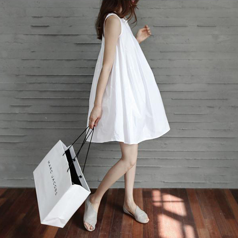 2015 Summer Pregnant Maternity Dresses Casual Pregnancy Clothes Women Clothing Cotton Knee-length Dress - Fonsion Maternal Baby Store. store