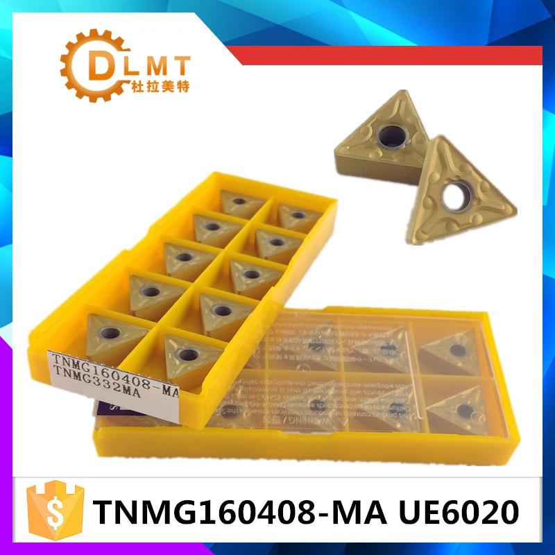 20db TNMG160404 MA UE6020 TNMG160408 MA UE6020 Külső - Szerszámgépek és tartozékok - Fénykép 3