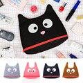 Bentoy Cartoon Non-woven Bag Eye Makeup Bag Pink Bag With Large Capacity Cosmetic bag woman's bag