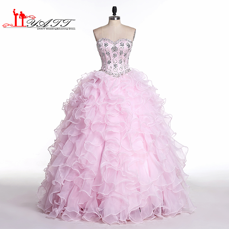 Real Picture Vestidos De 15 Anos Beaded Plus Size Detachable Train 2 Pieces Cheap Masquerade Ball Gowns Quinceanera Dress 2016