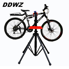 Aluminum bike repair stand  kickstand wings kickstand bicycle mountain bicycle rack bike repair tool accessories parking  hanger