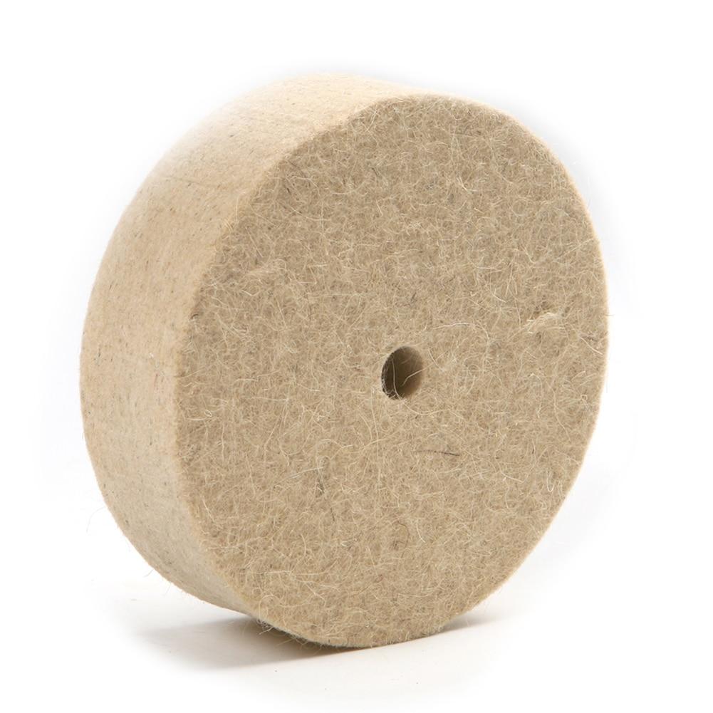 Tissu de roue de polissage de coton Polissage de tampon de roue Arbor tampon miroir 50 couches outils abrasifs 7 pouces