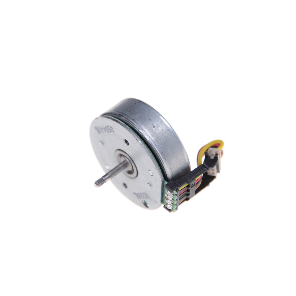 100% Quality 1pc Three-phase Outer Rotor Micro Brushless Dc Motor For Electric Shavers Diy Dc Brushless Motor 3-phase 9-pole Coil Outer Rotor