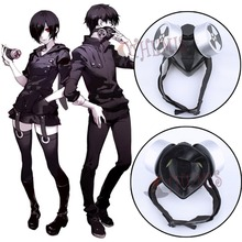 Athemis Nieuwe Aankomst Tokyo Ghoul Kaneki Ken Cosplay Masker Unieke Gas Masker Anti Poison Respirator Hetzelfde Als Originele Anime cosplay