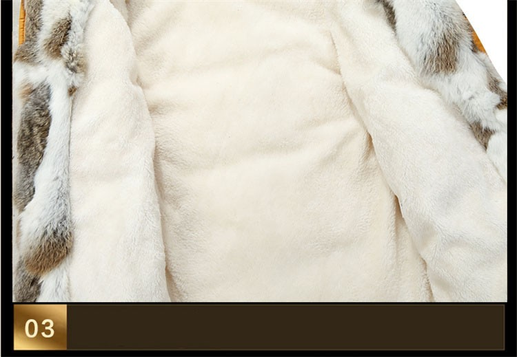 Winter Down Jacket Men Fur Parka Fashion Casual Thicken Warm Fur collar Hooded Men Women jacket&coat couple Down Jacket S-5XL (18)