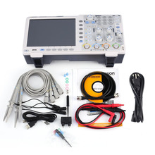 OWON Brazil Plug 60MHz 4 Channels 8 bits Touchscreen Low Noise Oscilloscope LCD Display Digital Storage Oscilloscope Scopemeter micsig scopemeter oscilloscope automotive 200mhz digital tablet oscilloscope touchscreen oscilloscope portable 2 channels to202a