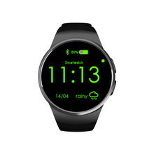 Hot sale KW18 Bluetooth smart watch for apple gear s2 Huawei full screen Support SIM TF Card Smartwatch Phone Heart Rate
