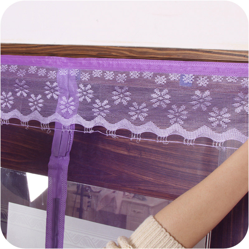 Charmant Summer Mosquito Curtain Kitchen Bedroom Partition Fly Magnetic .