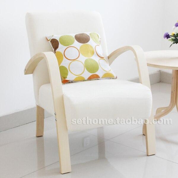 IKEA Stil Europäischen Sessel Bugholz Stuhl/sessel/wohnzimmer Kleine Wohnung/einfache  Mode