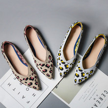 Dropshiping 2019 New Spring Women Flats Shoes