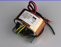 ZEROZONE 30VA HIFI Copper R core Transformer Output 0 220V 0 14V for Tube Preamp L5 3