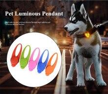 Pet silicone LED Lamp Dog Glowing pendant light Pendants A32