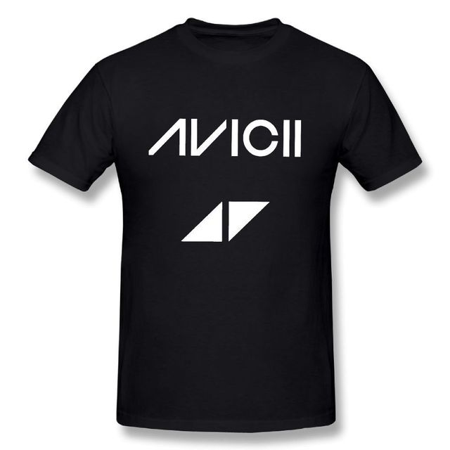 Men's Viral Trending Music DJ Avicii True Mag Stories Tees Shirts 100% Cotton