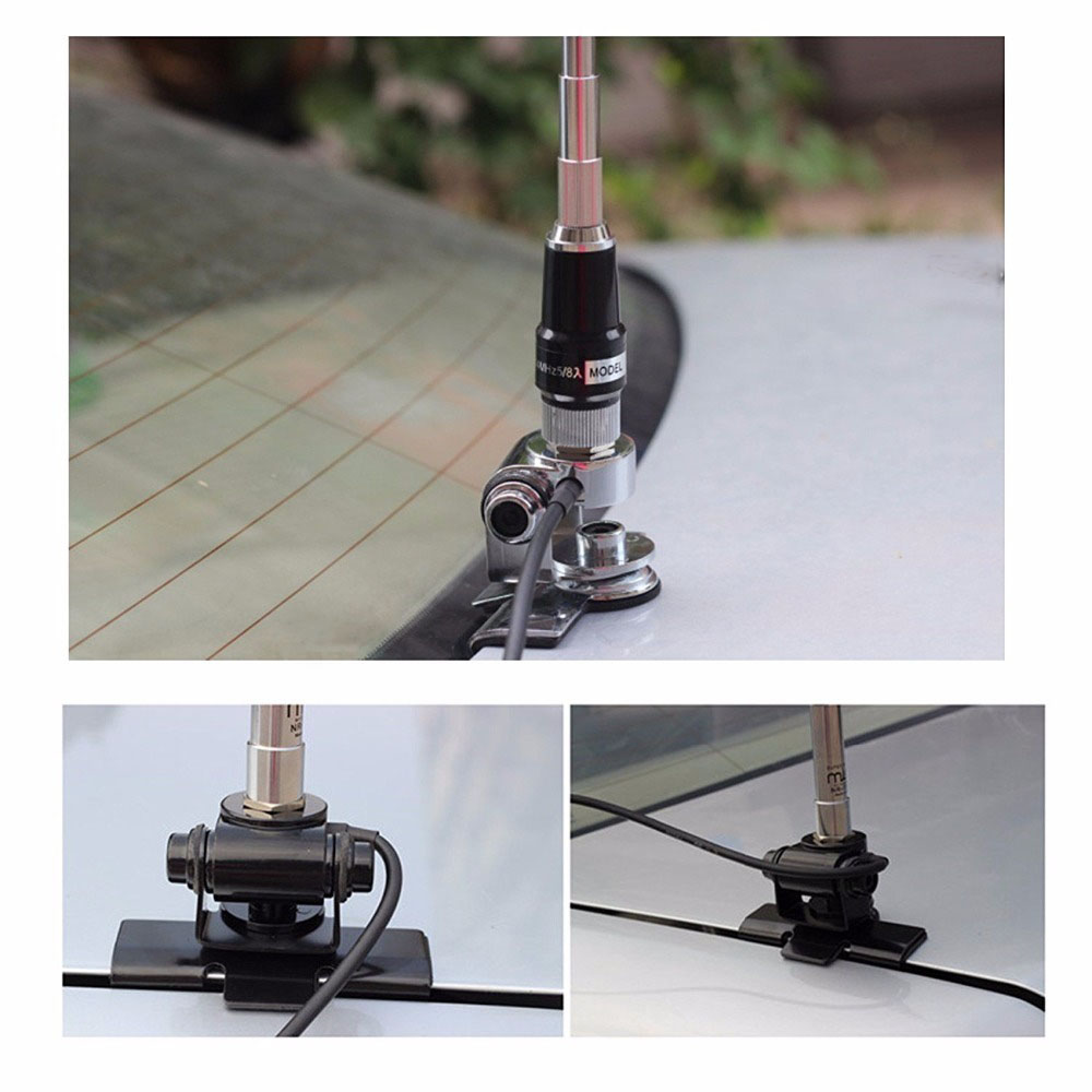 HH-9000 Mobile Antenna Quad Band Set 29.6/50.5/144/435MHz for TYT TH-9800 QYT KT7900D KT8900 Radio
