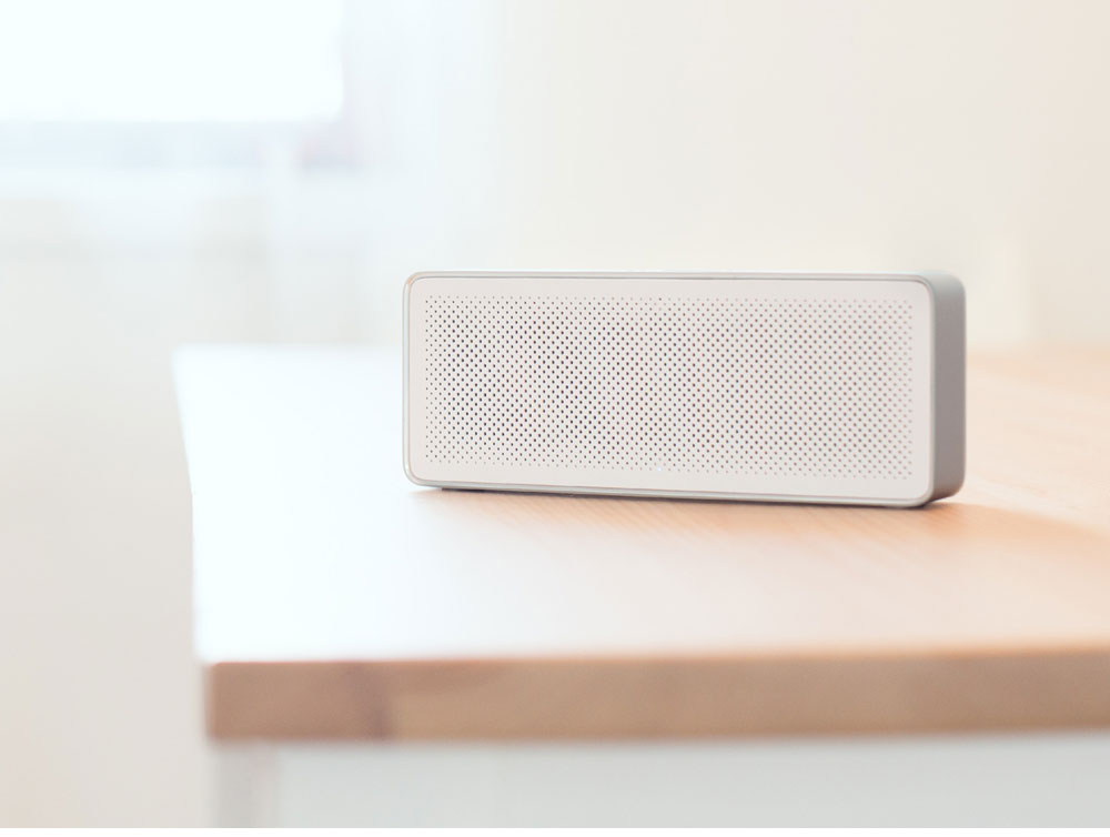 Original Xiaomi Mi Bluetooth Speaker 2 Square Box Stereo Portable Bluetooth 4.2 High Definition Sound Quality 10h Play Music AUX Port (7)