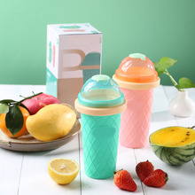 Get more info on the Double Layer Ice Cream Maker DIY Homemade Fast Cooling Ice Cream Smoothie Cup TT-best