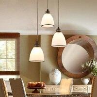 Современные подвесные светильники в американском стиле  подвесные светильники  светодиодные лампы для дома  подвесные светильники в сканд...