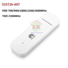 Desbloqueado Huawei E3372h-607 E3372 150 100mbps 4G lte usb modem 4G FDD 700/900/1800/2100/2600 MHz TDD2300Mhz PK E3276s-150 E3272