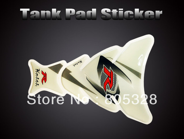 New ! Motorcycle Tank Pad Protector Decal Sticker ST001