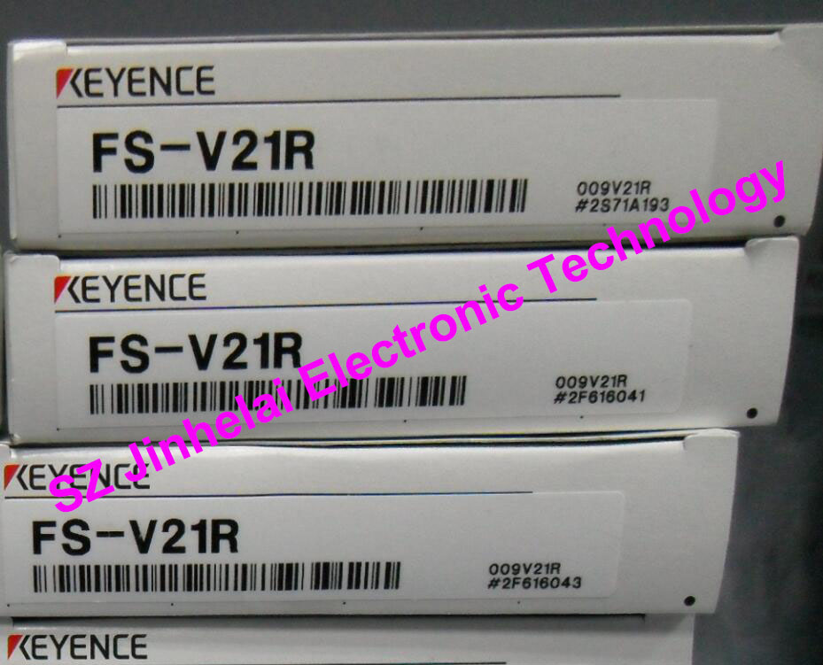 Фотография New and original FS-V21R  KEYENCE Optical fiber amplifier
