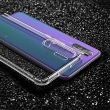 For Huawei Honor 9 V9 6A 5X V10 5C Crystal Clear Shockproof Cover Transparent Soft TPU Cases For Huawei Nova lite 2017(China)