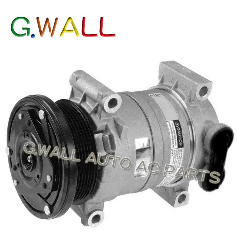 Ac компрессор для автомобиля Chevrolet Blazer 4.3L S10 4.3L для автомобиля GMC Джимми 4.3L 1999 2005 89019403/57901 /20145/57947/57931