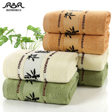 100% Bamboo Towels Super Soft Face Bath Towel Set Summer Cool Fiber Bathroom for Adults Absorbent Healthy toalla
