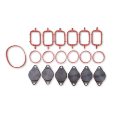 6x22 MM And 6x33 Auto Swirl Flap Flaps Delete Removal Blanks Plugs With Ntake Gaskets For BMW M57 M57N M57TU YC101490