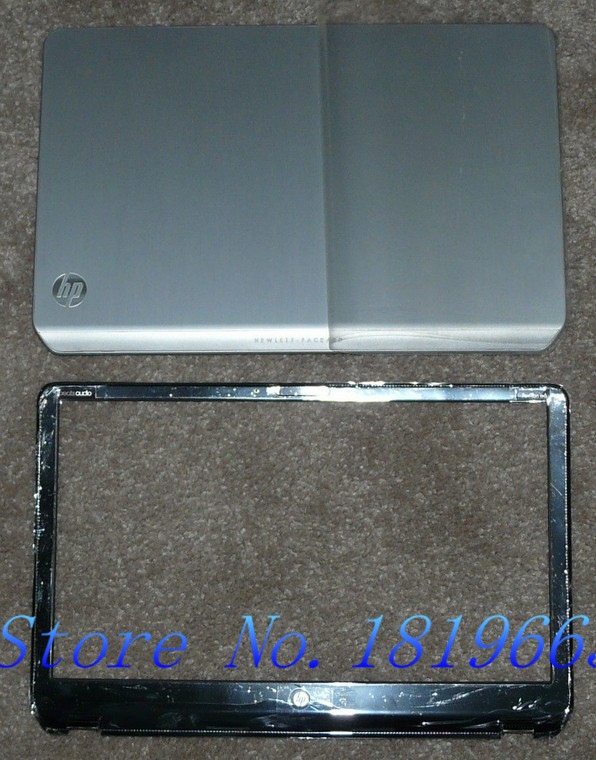 New For Pavilion Envy M6 Lcd Rear Back & front bezel TOP COVER 686895-001 AP0R1000310 AP0YS000110  цены онлайн