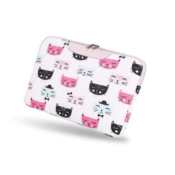 Macbook Pro Cases 13   Portable Laptop Bag  Cute Cartoon Print  Hangbag Case For 13 14 15.6