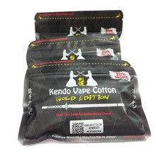 Оптовая продажа Оригинальных Кендо VAPE хлопок 2 DIY RDA РБА электронная сигарета распылителя База японский органического Кендо хлопка из- touch