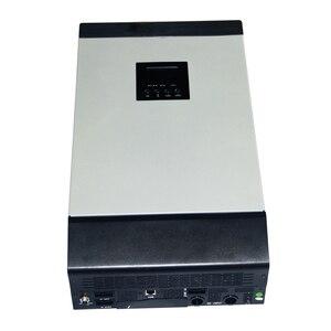 Image 2 - 5KVA 순수 사인파 하이브리드 태양 광 인버터 48V 220V 내장 PWM 50A 태양 광 충전 컨트롤러 및 가정용 AC 충전기 PS 5K